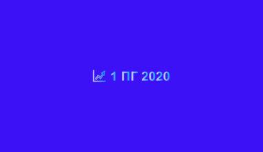 1 полугодие 2020 года: анализ страхового рынка России