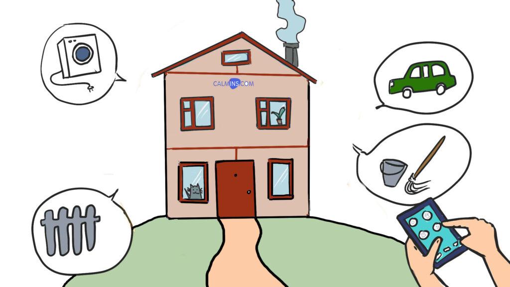 умный дом и страхование