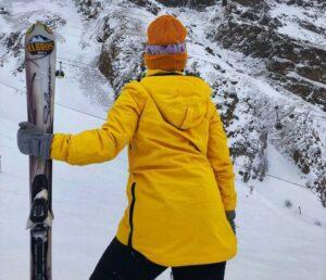 Застраховать лыжи
