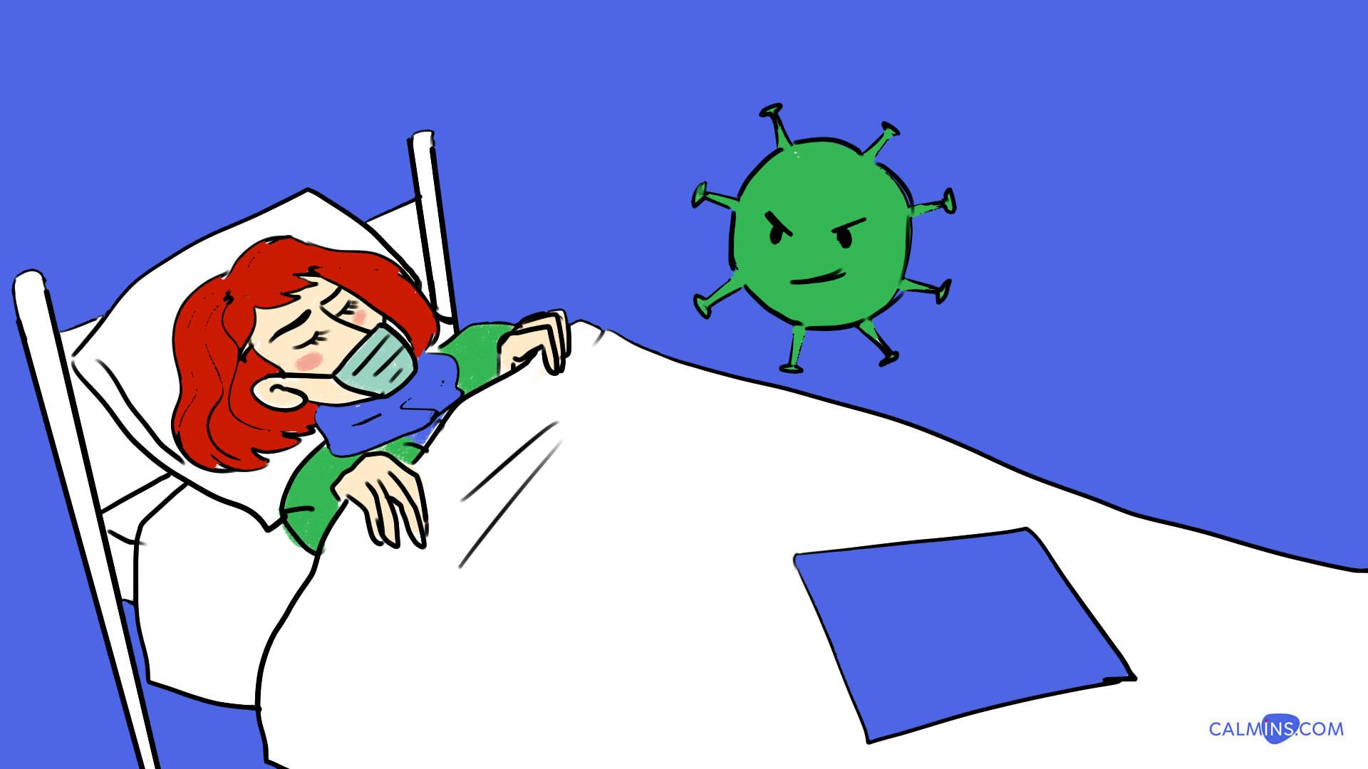 Страховка от коронавируса так была нужна...