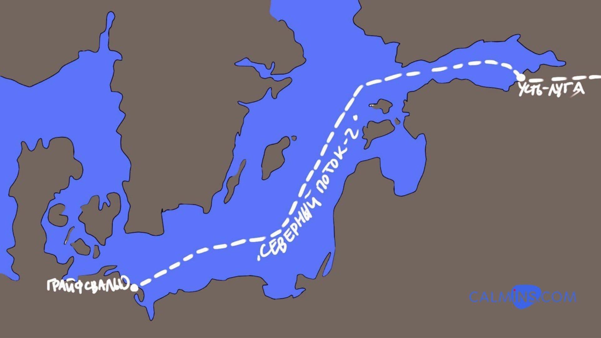 Кто теперь страхует Северный поток 2