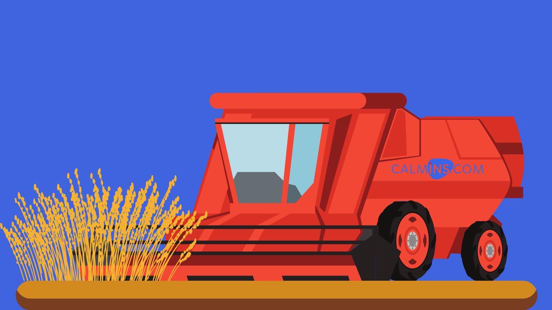 Весна - время сажать и страховать урожай