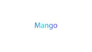 """Mango ready for """"one button"""" generation"""