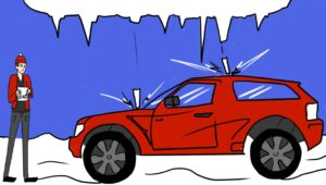 BuzzStories подкаст #010 – ОСАГО спасет снега с крыши и сосулек?