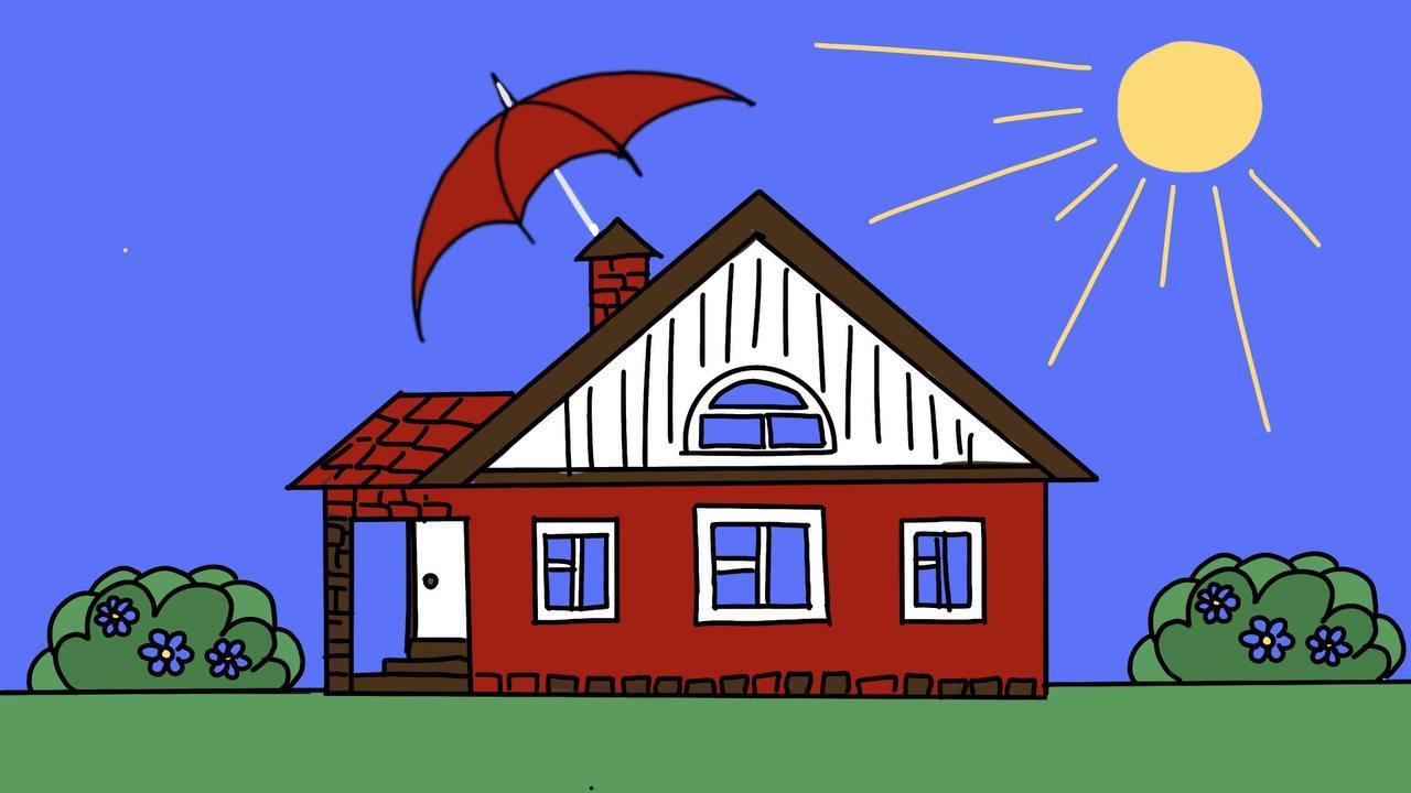 Как защитить дачный загородный дом