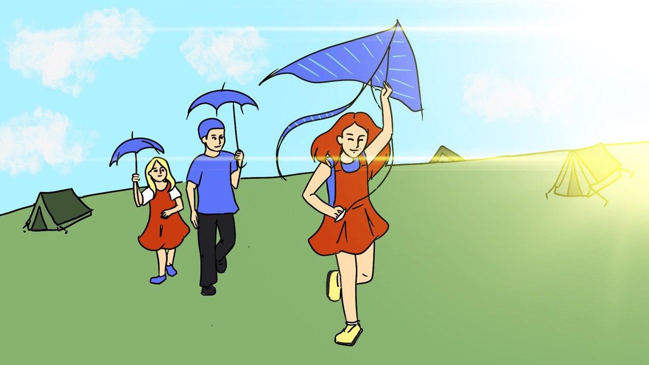 Страхование детей для отправки в летний лагерь