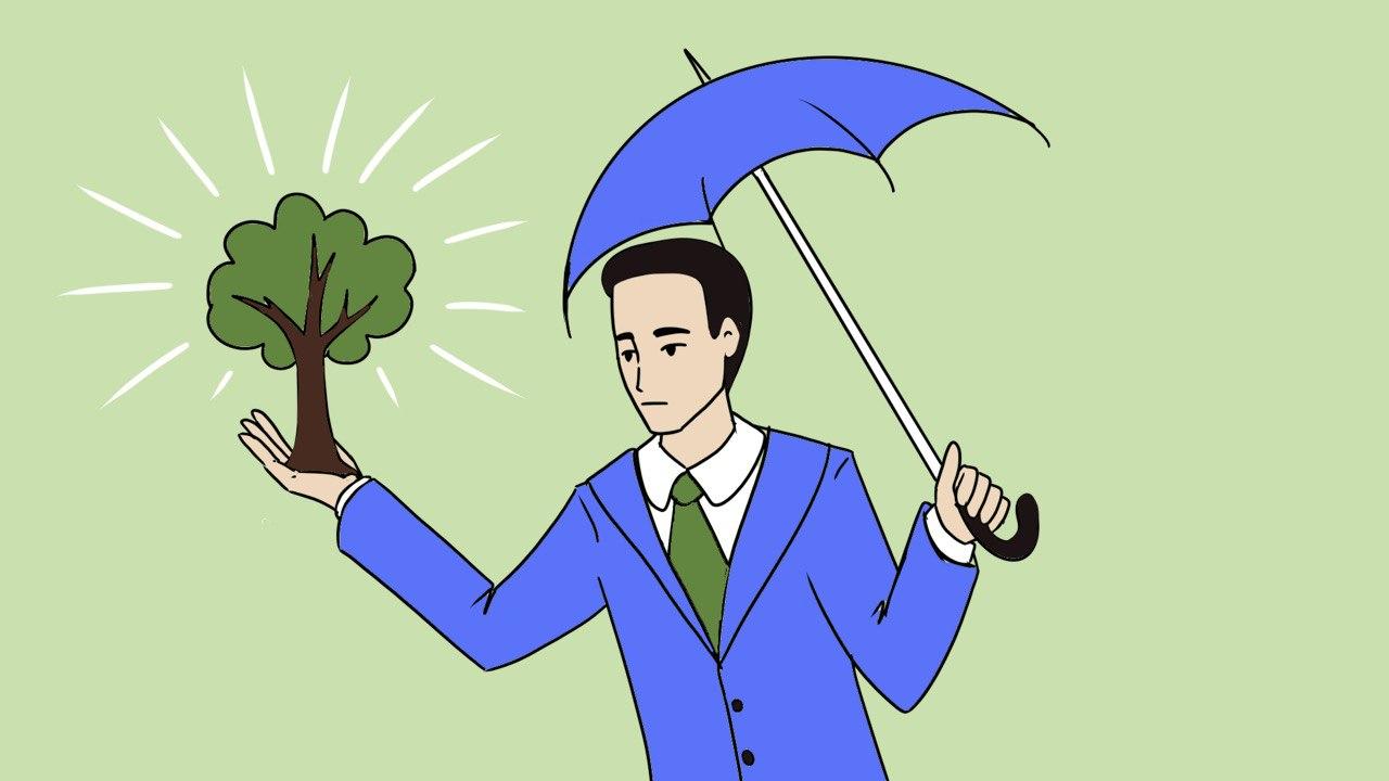 Страхование борется за достижение углеродной нейтральности