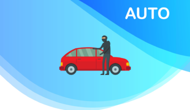 Статистика угонов автомобилей в США